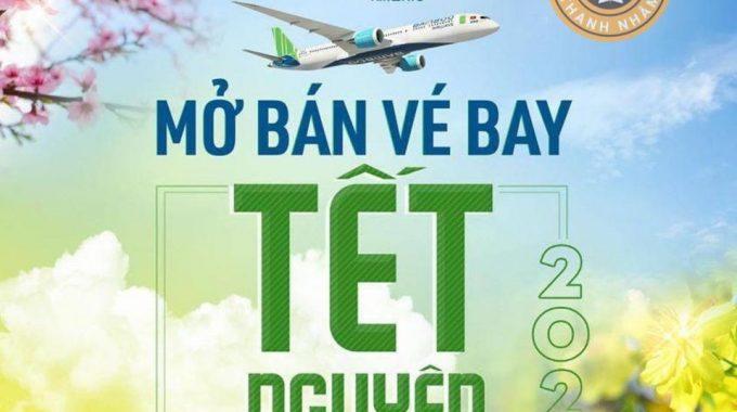 Từ 18/08/2020, Bamboo Airways Mở Bán Vé Tết Tân Sửu 2021 Trên Các Hành Trình Nội địa